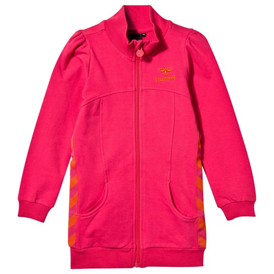 Hummel Annja Long Zip Pink