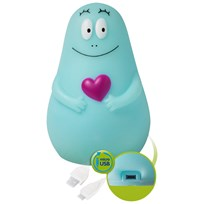 Pabobo Barbapapa Lumilove Night Light Blue Blue