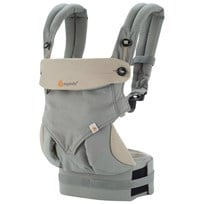 Ergobaby Four Position 360 Baby Carrier Grå/Taupe Grey