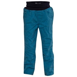 Esprit Canvas Pants AQUARIUS BLUE