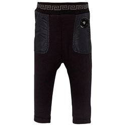 Versace Trousers Black