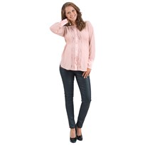 Mom2moM Blouse Deco Blush Pink