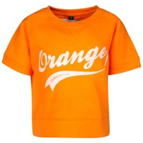 Shampoodle Orange Sweat Tee Orange
