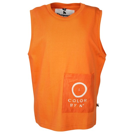 Shampoodle Pocket Tank Orange оранжевый