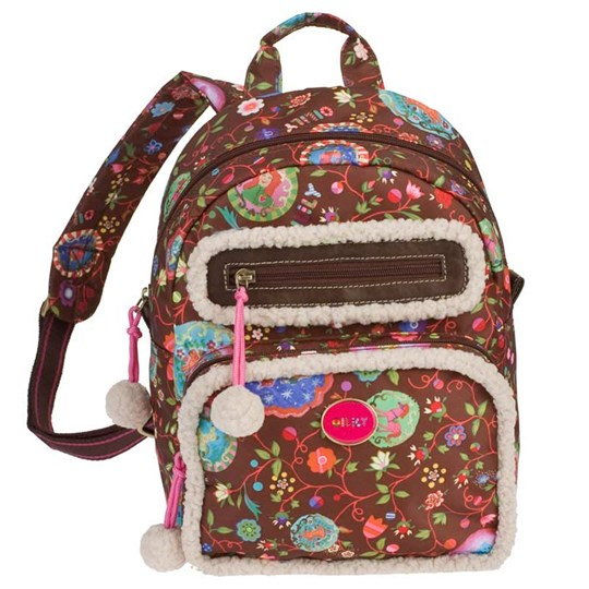 Oilily Backpack Espresso Multi