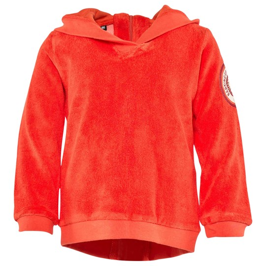 Shampoodle Play Zip Hood Mandarine Orange