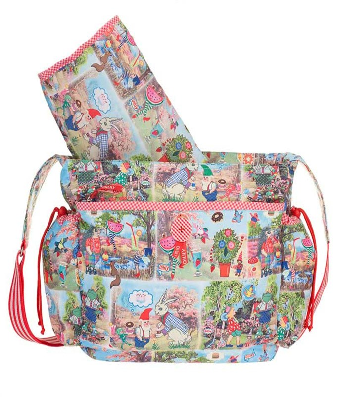 Babybag Fairy Blue