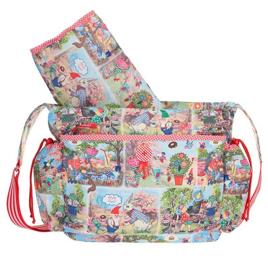 Oilily Babybag Fairy Blue Multi