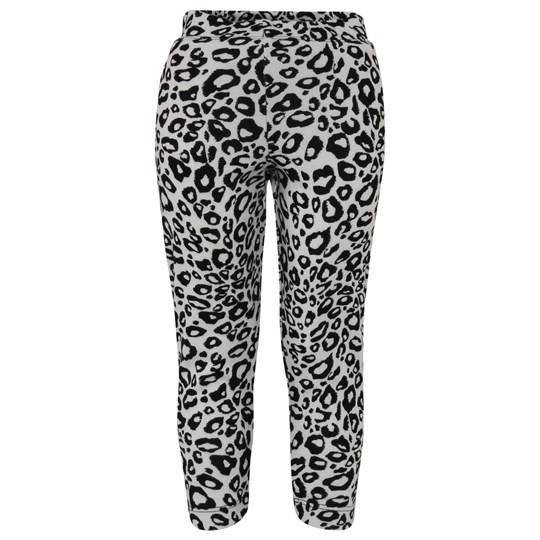 The Tiny Universe Leggings Snow Leopard Black