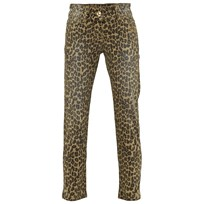 Moschino Kid-Teen Long Trousers Chipmunk Multi