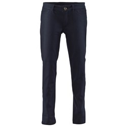 Pinko Up Long Trousers Shadow Blue