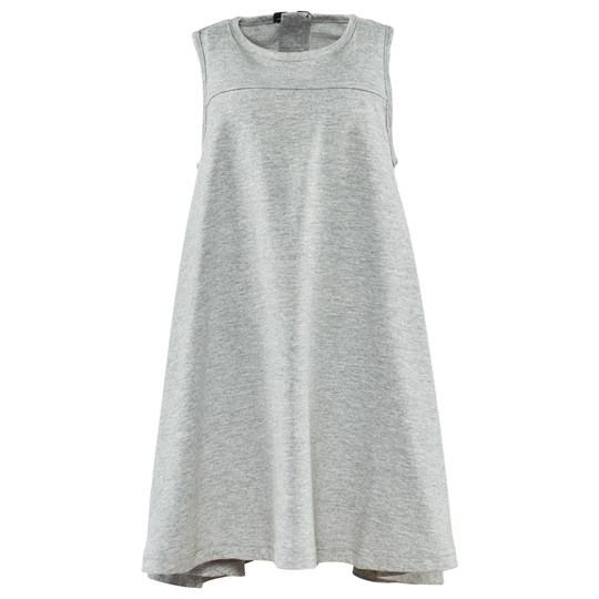 The BRAND Wide Dress Grey Mel Sort