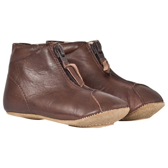 Bisgaard Boots Leather Brown BROWN