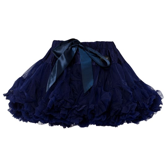 DOLLY by Le Petit Tom Snow Queen Pettiskirt Dark Blue Navy Blue