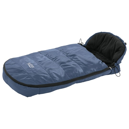 Britax Shiny Cosytoes Footmuff Dark Blue Blue