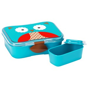 Image of Skip Hop Zoo Lunch Kit Owl One Size (262615)