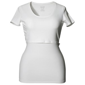 Image of Boob Classic Top Short Sleeve White XL (46/48) (268058)