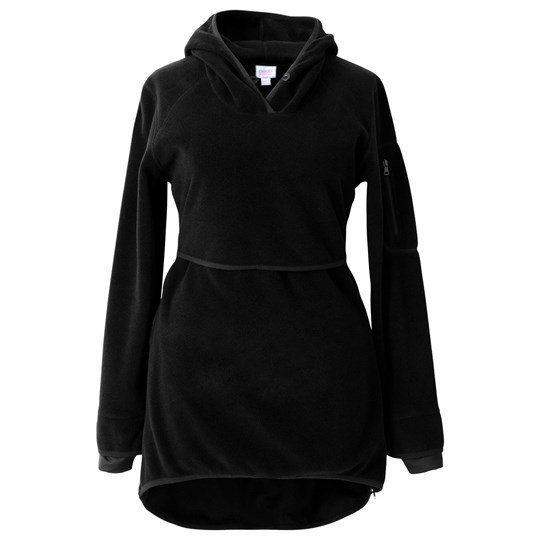 Boob Ready Flex Fleece Black Black
