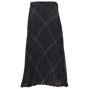 Image of Dondup Skirt Tartan Green/Red/Blue 8 Yrs (2743803561)