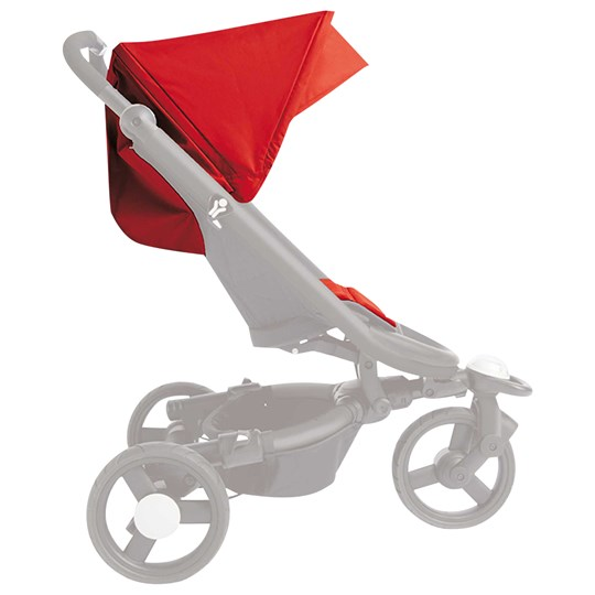 BABYZEN ZEN Color Pack to Seat Red