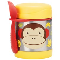 Skip Hop Zoo Insulated Food Jar Monkey Monkey