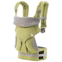 Ergobaby Four Position 360 Baby Carrier Green Green