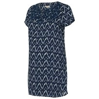 Noppies Tunic Woven Ss Jewel Aop Dark Blue