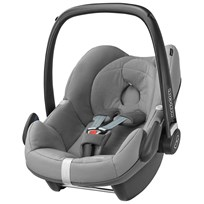Maxi-Cosi Pebble Car Seat Concrete Grey Concrete Grey