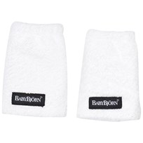 Babybjörn Teething Pads for Carrier White