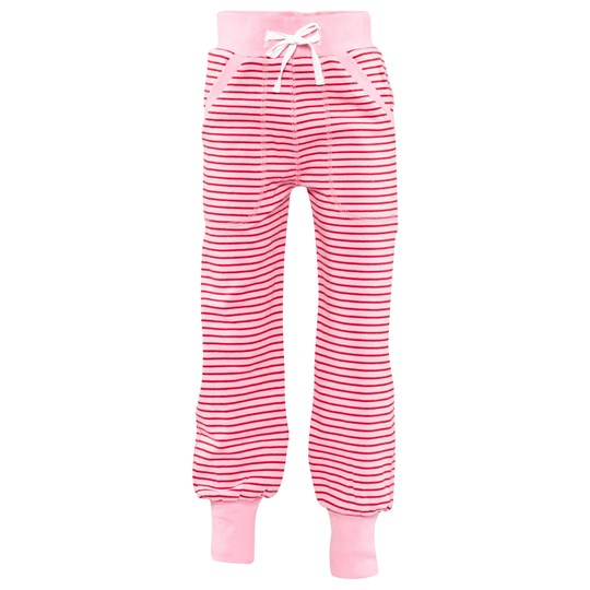 Geggamoja Long Pants Classic Pink/Red Pink