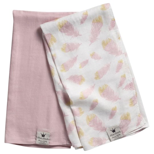 Elodie Bamboo Muslin Одеяло Feather Love