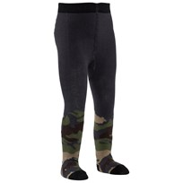 The BRAND Stripe Stockings Camo Camo
