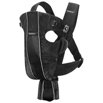 Babybjörn Переноска Baby Carrier Original Mesh Black