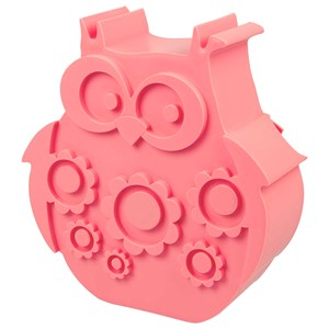Image of Blafre Lunchbox Pink Owl (2743814079)