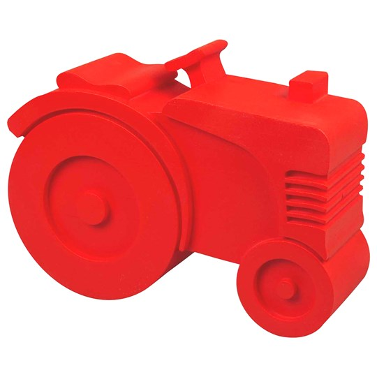 Blafre Lunchbox Red Tractor Multi
