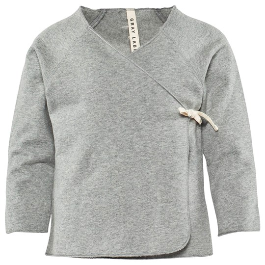 Gray Label Crossovertop Grey Melange Grey Melange