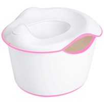 Ubbi 3-In-1 Potty Pink Pink