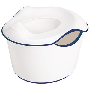 Image of Ubbi 3-In-1 Potty Navy (3009433889)