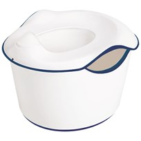 Ubbi 3-In-1 Potty Blue Navy