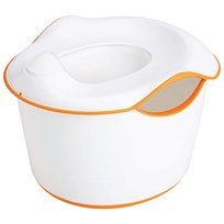 Ubbi 3-In-1 Potty Orange Orange