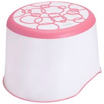 Ubbi Step Stool Pink Pink