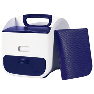 Image of Ubbi Diaper Caddy Navy (2964313539)