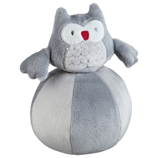 Kids Concept Rattle Ball Grey Grey