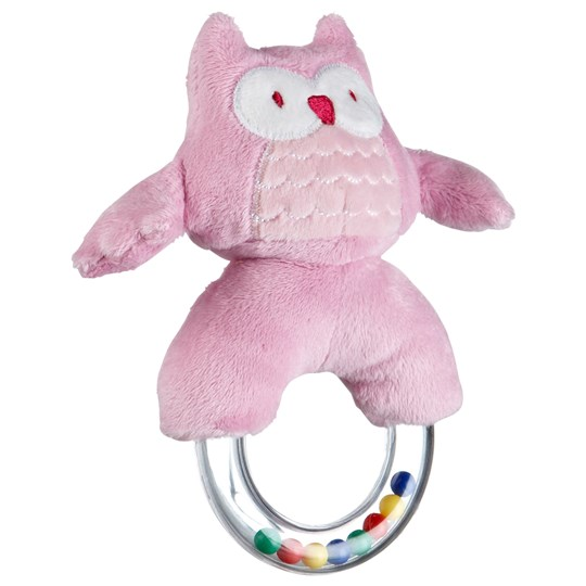 Kids Concept Rattle Ring Pink Pink