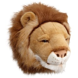 Roomfriends Lion Head Wall Decoration
