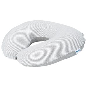 Image of Doomoo Pillow Medium White/Grey (3125352149)