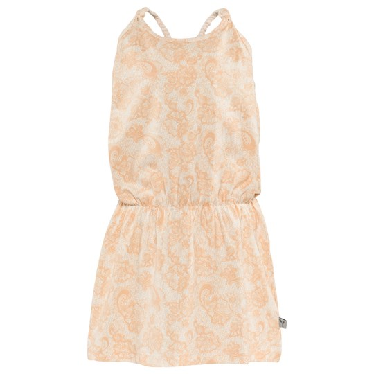 Wheat Dress Viola Peachpop Peachpop