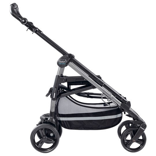 Peg Perego Easy Drive Chassis Black