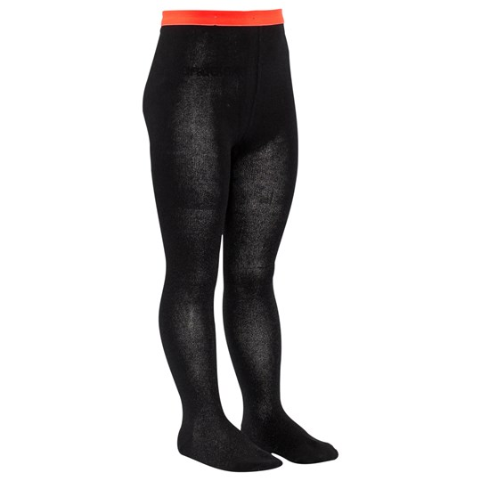 Molo Glitter Tights Black Black