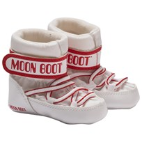 Moon Boot Moon Boot Crib White Белый